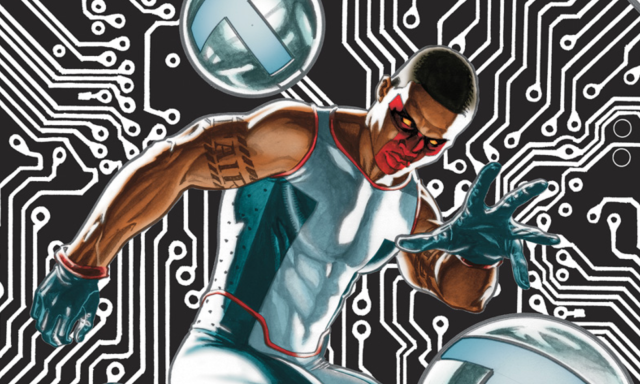 Mister Terrific as he appears in The New 52.